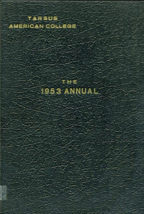 1953 Yıllığı