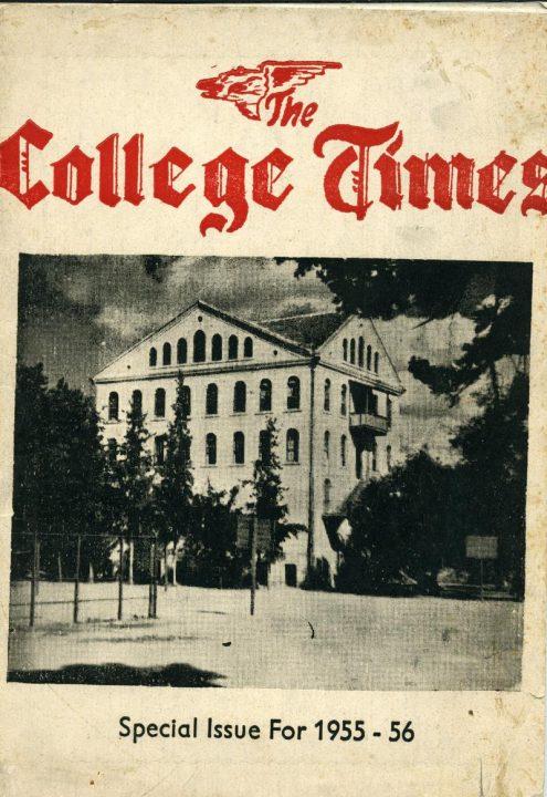 1955 1956 Yıllığı