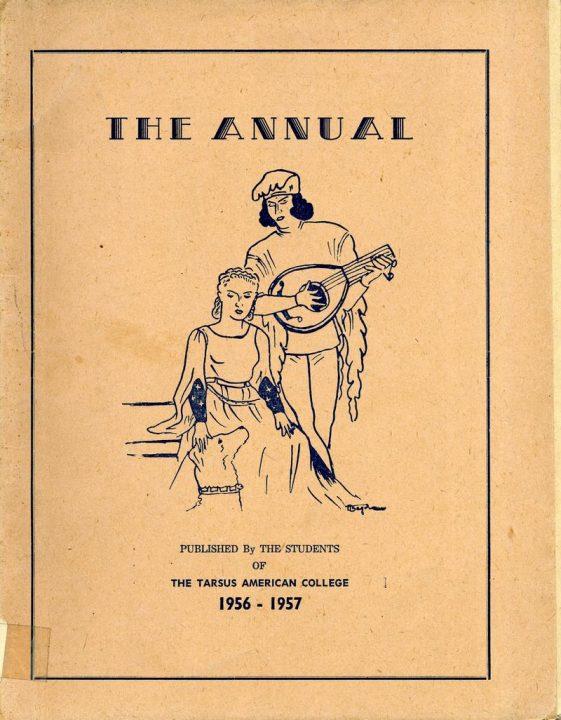 1956 1957 Yıllığı
