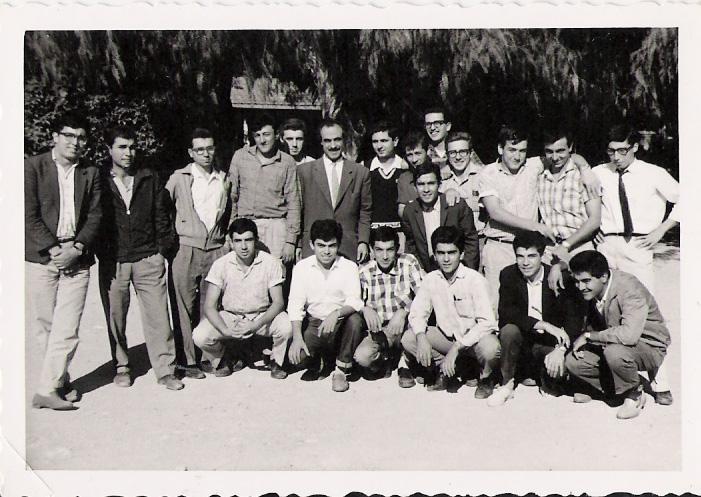 Bahattin Gürsöz 1962 63 Edebiyat Şubesi 1