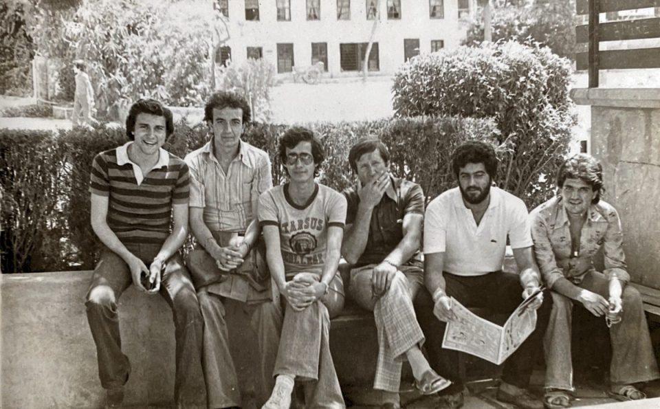 Levent Soylu'76 1977