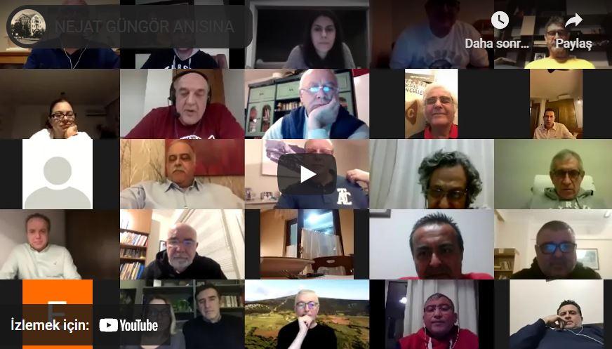 Nejat Güngör Anma Toplantısı Videosu FeaturedImage