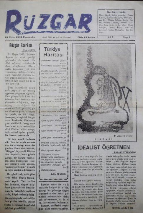 TAC Basın Tarihinden Rüzgar FeaturedImage