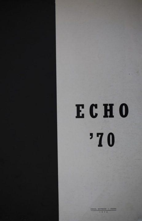 TAC'70 Echo