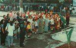 Tarsus Sev İlköğretim öğrencileri Misak i Milli Kampüsü