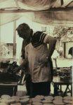 kERMES 70'LER. Mr.Robeson hamburger başında